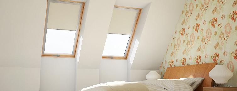itzala verdunkelungsrollos f r dachfenster toller preis kaufen sie jetzt. Black Bedroom Furniture Sets. Home Design Ideas